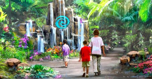 Moana Attraction Is Coming to Epcot at Disney WorldDisney has