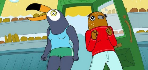 'Tuca & Bertie' Revived for Second Season by Adult Swim After Netflix Cancelation