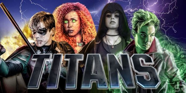 DC Universe's Titans Home Media Release Date & Special Features Revealed