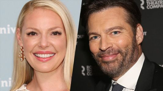 I Saw a Man With Yellow Eyes Taps Katherine Heigl & Harry Connick Jr