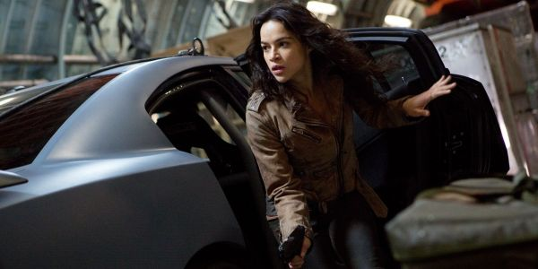 Michelle Rodriguez Returning For Fast & Furious 9 After Adding Female Writer