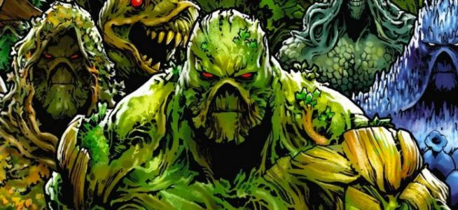 'Swamp Thing' TV Series Cast Adds Andy Bean as Swamp Thing's Alter Ego, Derek Mears as Swamp Thing