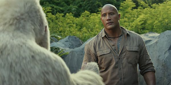 One Big Reason Dwayne Johnson Almost Quit Rampage