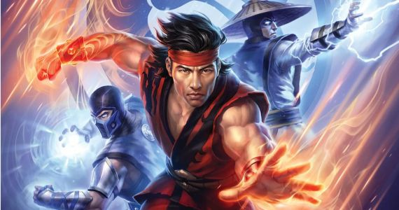 Mortal Kombat Legends: Battle of the Realms Trailer Brings Big Fights and Hot Fire