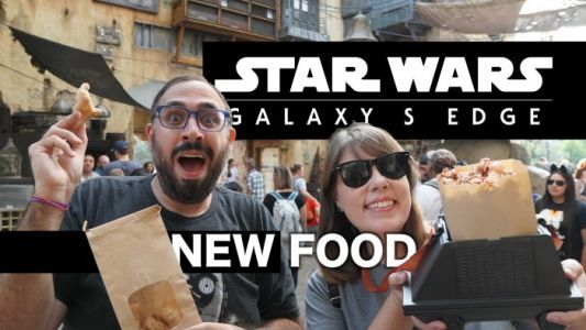 Video: New Food Comes To 'Star Wars: Galaxy's Edge' in Disneyland: Does It Taste AMAZING?