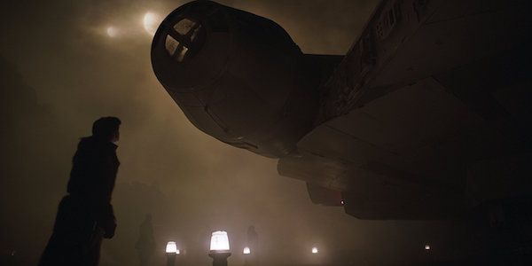 More Evidence Solo: A Star Wars Story Will Feature The Kessel Run