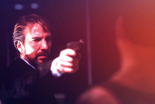 Let's Talk About This Moment In 'Die Hard' When Gruber Meets McClane