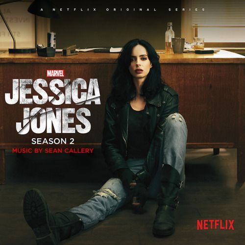 Jessica Jones is back in business. Listen to the electrifying