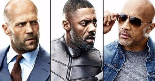 Hobbs & Shaw Gets 3 Characters Posters Ahead of Super