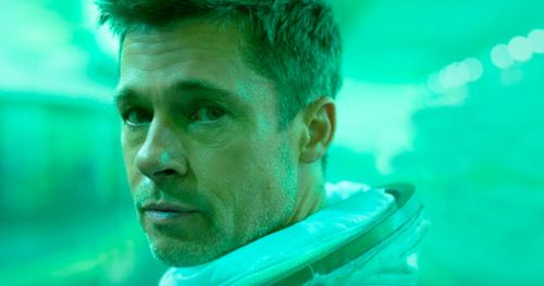 Epic Ad Astra IMAX Trailer Has Brad Pitt Searching for Answers
