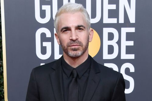 Here's Why Chris Messina Is Hot and Blond at the Golden Globes