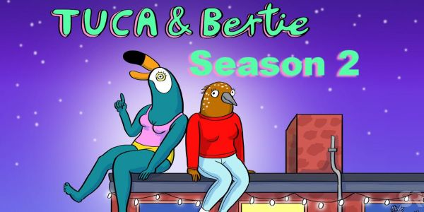 What To Expect From Tuca & Bertie Season 2