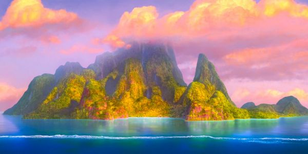 10 Things You Didn't Know About Disney's Moana   ScreenRant