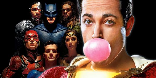 Shazam: Zachary Levi Looking Forward to Joining Justice League