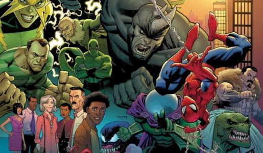 The Full Marvel July 2018 Solicitations!