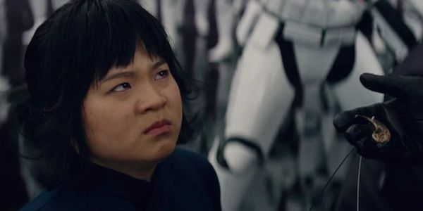 Star Wars' Domhnall Gleeson Gets Blunt About Kelly Marie Tran's Online Harassment