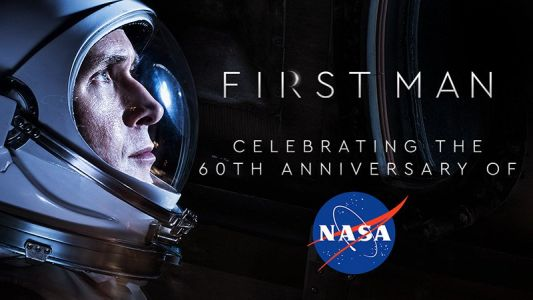Get Tickets to Free Screenings of First Man for NASA's 60th Anniversary!