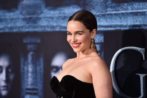 "Emilia Clarke Landed 'Game of Thrones' Gig By Doing ""The Robot"" For HBO's President"