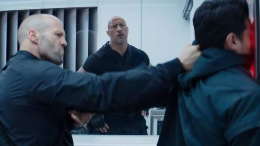 This Supersized HOBBS & SHAW Trailer Has EVERYTHING