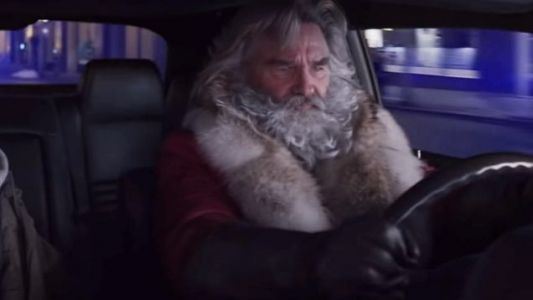 Santa Steals A Car In The New CHRISTMAS CHRONICLES Trailer