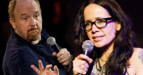 "Janeane Garofalo Supports Louis C.K.: ""If You Don't Want To Listen To Him, Get Up And Leave The Room"""