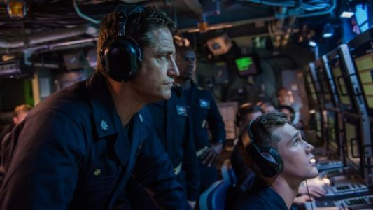 HUNTER KILLER Trailer: Gerard Butler Has A Submarine