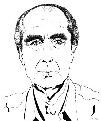 Philip Roth Creates a List of the 15 Books That Influenced Him Most