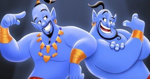 Will Smith Pays Tribute to Robin Williams' Genie in