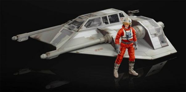 'The Empire Strikes Back' 40th Anniversary Toys Include a Black Series Snowspeeder, Probe Droid & More