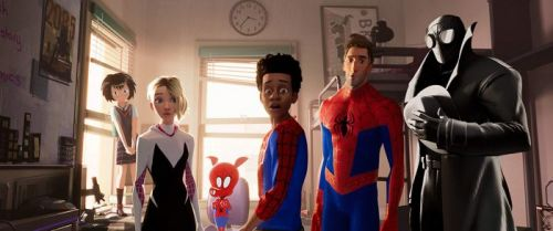 Lord & Miller Talk About Deciding Which Spider-People Appear in 'Spider-Man: Into the Spider-Verse'