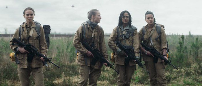 New 'Annihilation' Featurette Highlights the All-Female Cast