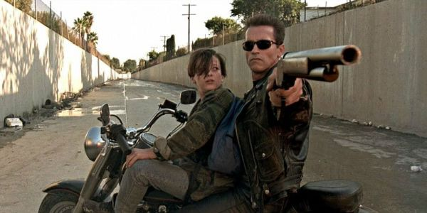 10 Best Action Sequences From The Terminator Series