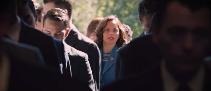 'On the Basis of Sex' Trailer: Felicity Jones Fights For Gender Equality as Ruth Bader Ginsburg