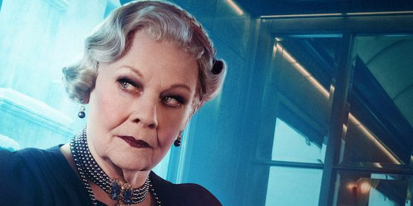 Judi Dench Doesn't Think Kevin Spacey Should Have Been Cut From All The Money In The World