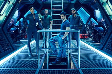 Sci-fi series 'The Expanse' could find new life with Amazon Studios