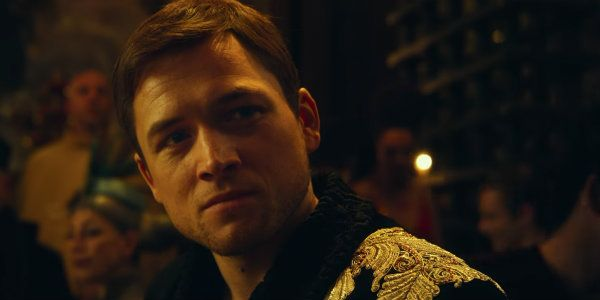 The First Robin Hood Trailer Shows Off Taron Egerton And Jamie Foxx As Heroic Outlaws
