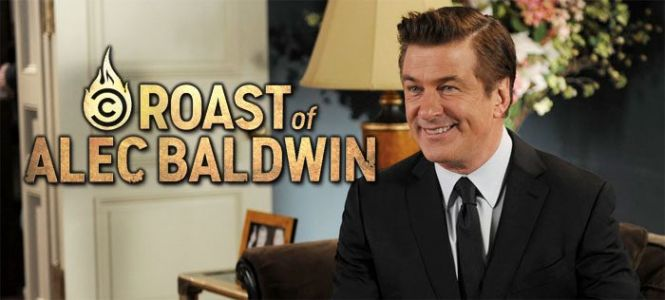 Comedy Central Makes Alec Baldwin the Next Roast Target