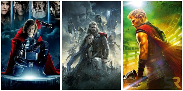 Every Thor Movie, Ranked Worst To Best
