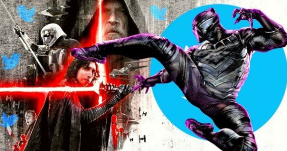 Black Panther Breaks Star Wars Twitter Record