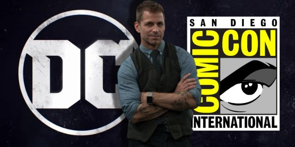 Zack Snyder Beat DC & Warner Bros At SDCC 2019