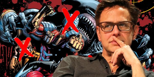Theory: James Gunn Is Recasting The Suicide Squad