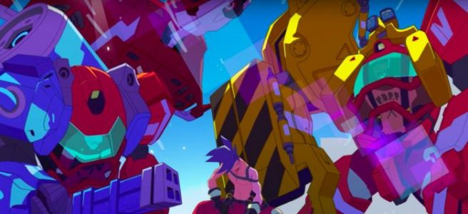 'Promare' Trailer: Studio Trigger's First Anime Feature is an Eye-Popping Mecha Spectacle