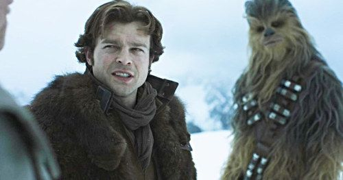 Solo Blu-Ray Trailer Reveals Snowball Fight Deleted SceneHan