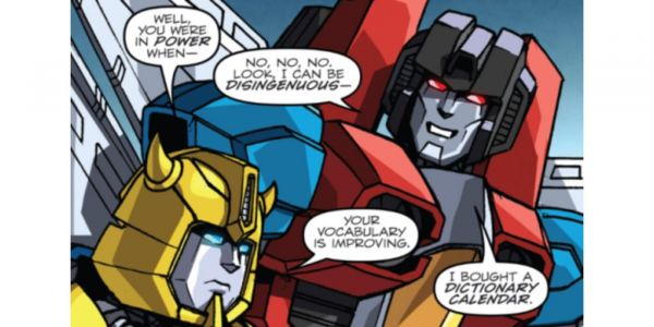 10 Ways Bumblebee Differed From The Comics   ScreenRant