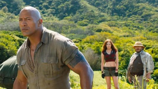 Production Begins on Jumanji 3!