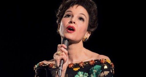 Renee Zellweger as Judy Garland Revealed, Biopic Begins
