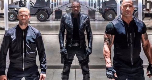 Hobbs & Shaw Ditched Black James Bond Joke at Idris