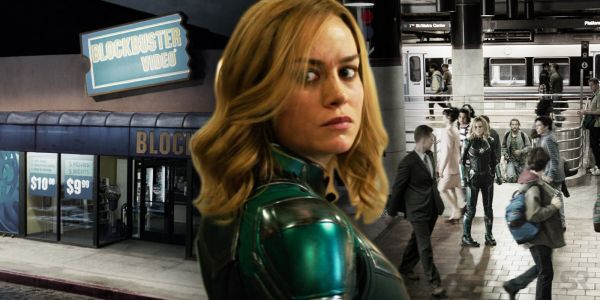 New Trailer: 'Captain Marvel,' With Brie Larson