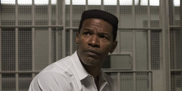 Jamie Foxx Is Getting Ripped For Mike Tyson Movie, See The Photos