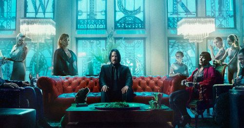 John Wick 3 IMAX Poster Invites You Inside the Continental